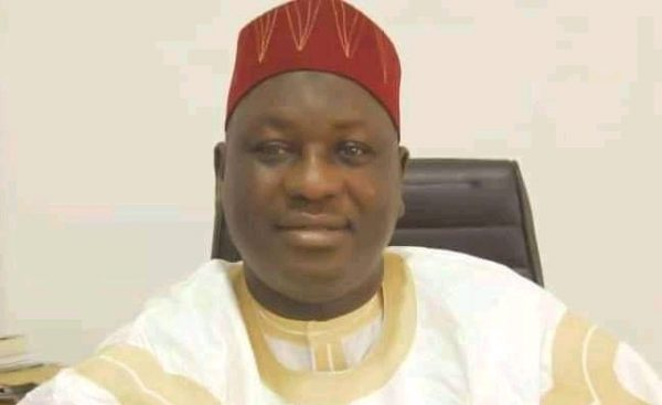 The Permanent Secretary, Ministry of Works, Nasarawa state, Mr Jibrin Giza, who was abducted on Sunday.