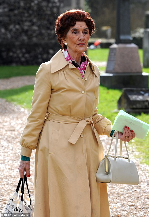 The Caddy?Line of Duty fans went wild as they realised EastEnders legend Dot Cotton - whose name was used for the show's most infamous bent copper - quit the soap as series six of the police drama began filming