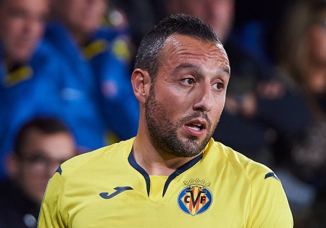 Cazorla was a fan favourite in north London (Picture: Getty Images)