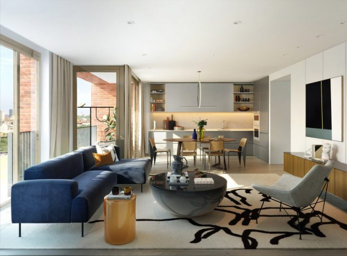 Cadence by Alison Brooks Architects