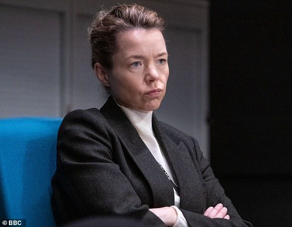 Patricia Carmichael (Anna Maxwell Martin)