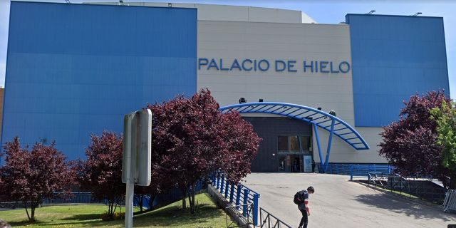 The Palacio de Hielo mall in Madrid, Spain will use an Olympic-sized ice rink to house bodies of those killed by the coronavirus, authorities said.