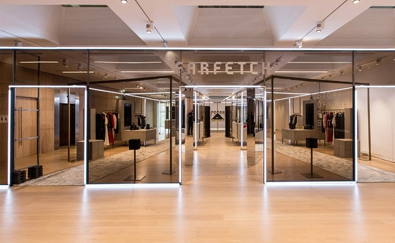 Alibaba eyes investment in Farfetch