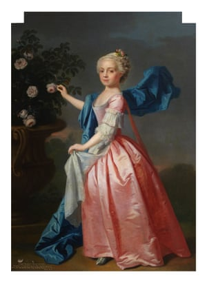 """"""" Agnes Murray Kynynmond, Allan Ramsay, 1713–1784, Falkland Palace and Garden"""""""