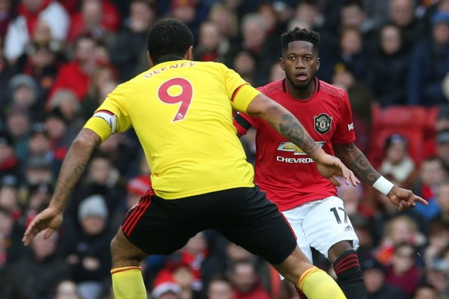 Troy Deeney says Watford targeted Manchester United midfielder Fred