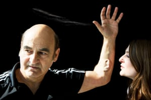 Stelarc says his extra ear, made of human cartilage, is an augmentation of the body's form.
