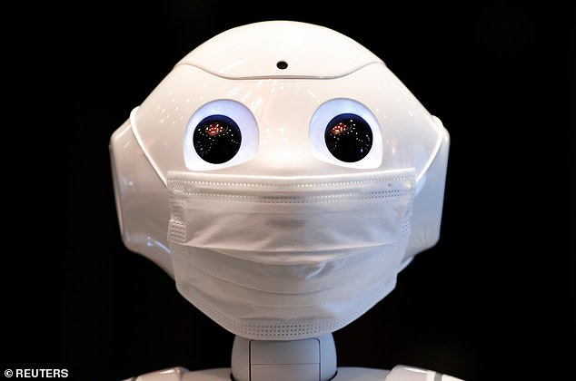 Pepper has already been used in Tokyo hotels to assist people in quarantine. The robot replaces a human worker who may otherwise be at risk of infection