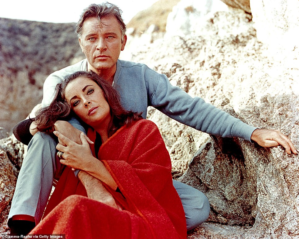 Elizabeth Taylor and Richard Burton (pictured on The Sandpiper set in 1965) were two stars who visited the Cypriot city in the 70s. In its hey-day, the population grew to nearly 40,000