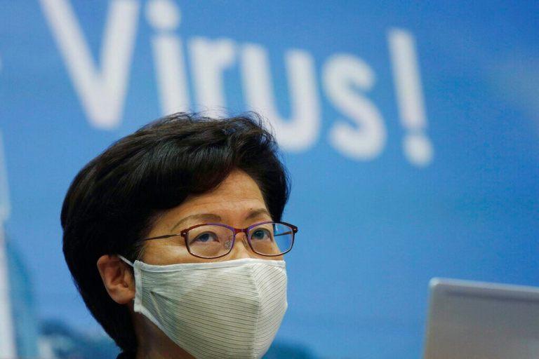 Hong Kong postpones legislative elections over coronavirus fears