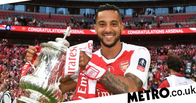 Theo Walcott backs former side Arsenal to beat Chelsea in FA Cup final
