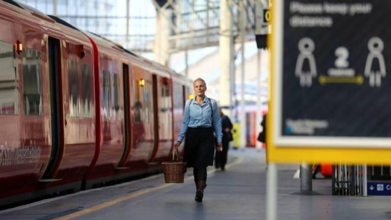 ONS recognises full nationalisation of the UK railways