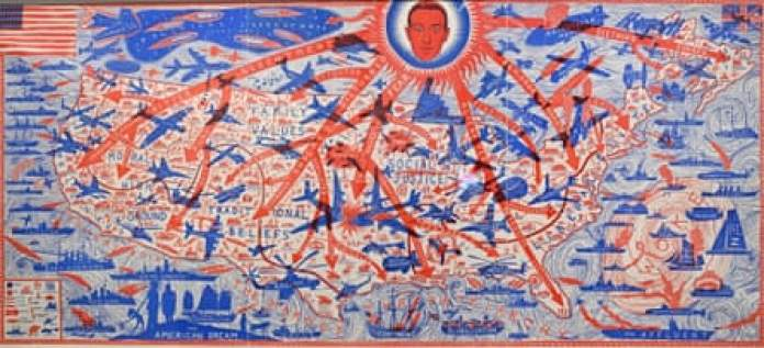 The American Dream by Grayson Perry.