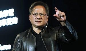 Nvidia CEO, Jensen Huang, stopped short of making formal new job guarantees.