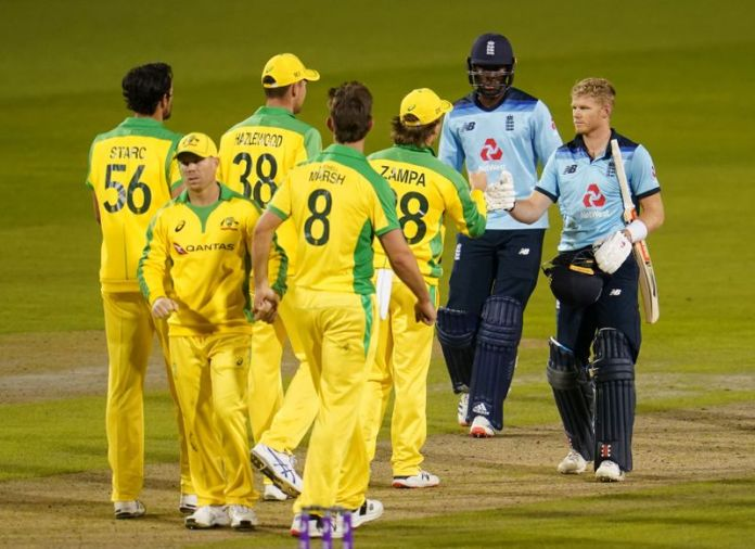 © Reuters. First One Day International - England v Australia