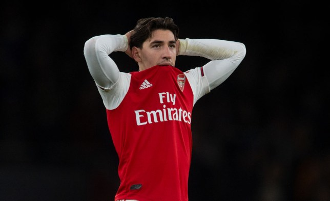 Barcelona to offer player to Arsenal in swap deal for Hector Bellerin