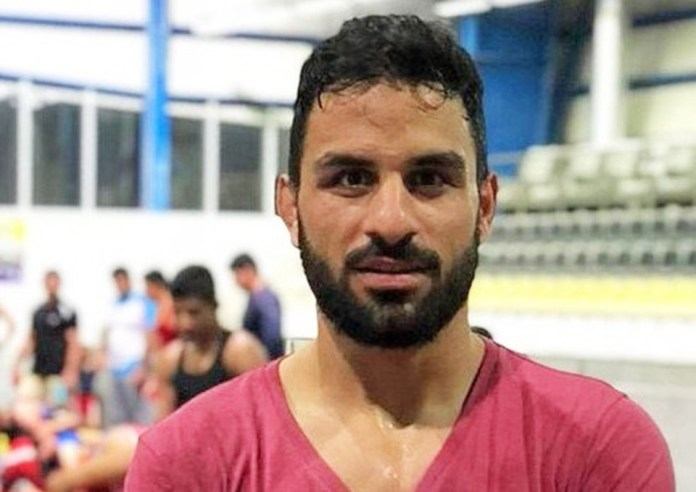 Navid Afkari was sentenced to death over the murder of a security guard during a wave of anti-government protests in 2018