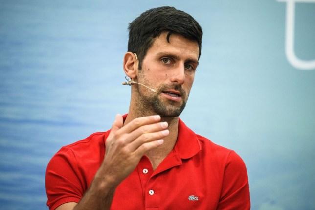 Novak Djokovic has congratulated Dominic Thiem and Alexander Zverev for their brilliant US Open final