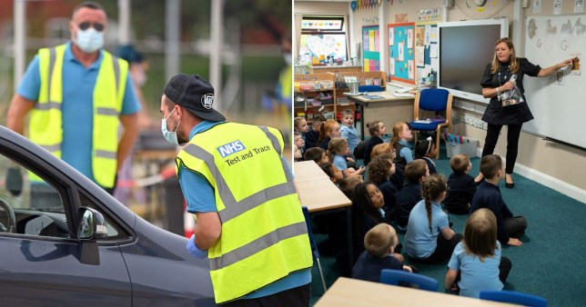 Teachers, education unions and the children's commissioner have called on the Government to urgently resolve the testing crisis in schools or risk widespread closures.
