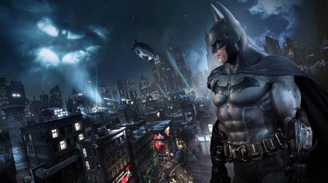 Batman Arkham Legacy teaser