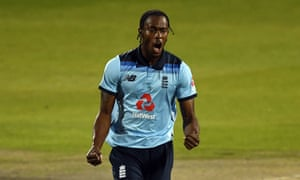 Jofra Archer was in fine form with the ball.