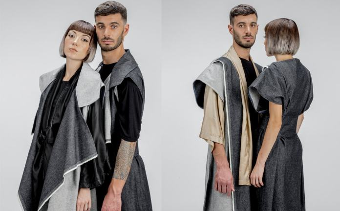 """ZEROBARRACENTO presents its SS2021 collection """"Knotting the Futurism"""" @ Altaroma Showcase"""