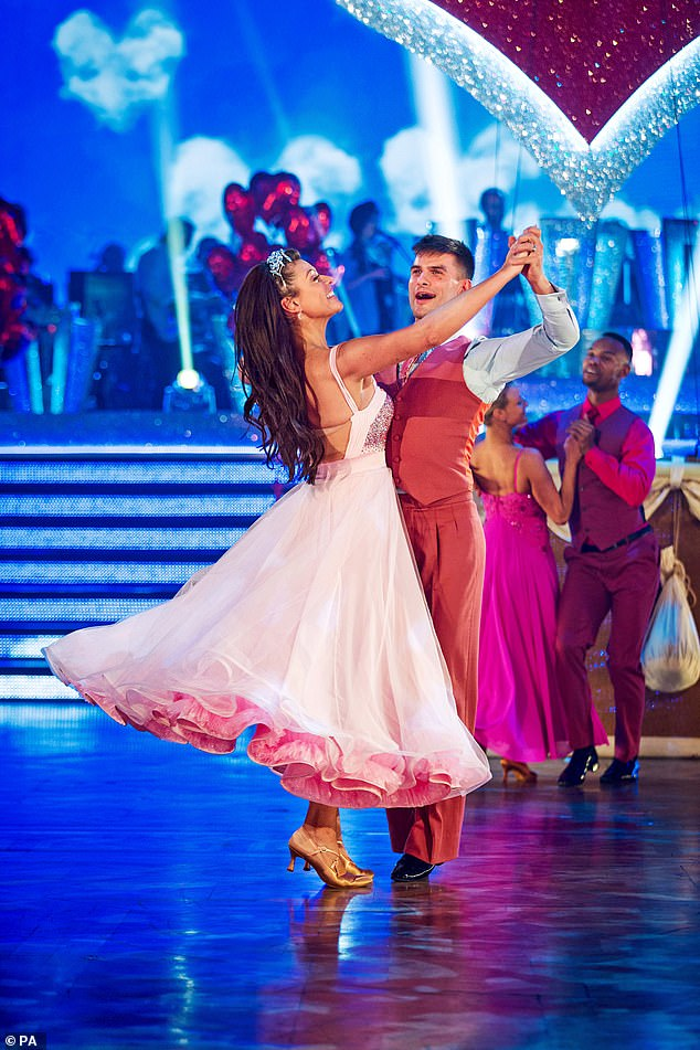 Long-awaited:Strictly usually travels to Blackpool for one weekend towards the middle of the series in November, with the remaining couples performing in the Tower Ballroom