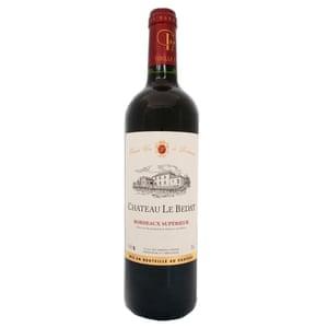 Château Le Bédat, Bordeaux 2019 14%