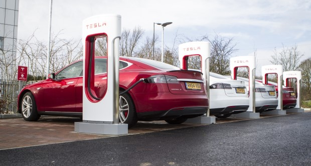 Average price of used EVs 34% higher than September 2019
