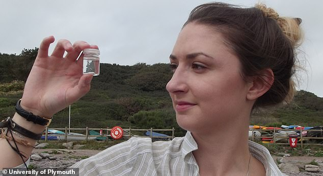 Marine Biology graduate Katharine Clayton (pictured) and Professor John Spicer showed species may be able to evolve and adapt to climate change