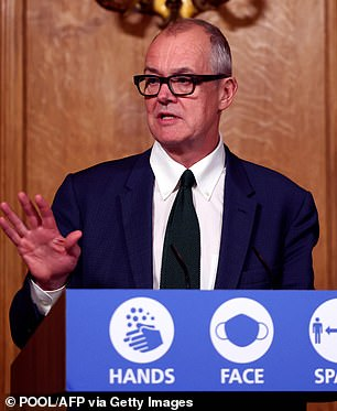The chief scientific adviser, Sir Patrick Vallance, was much more pessimistic, saying we might not have one until spring 2021, or even later