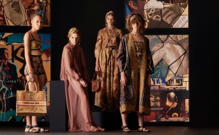 Digital hit: Dior's spring fashion show nears 100 million views