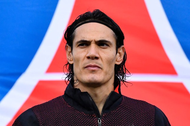 Edinson Cavani could miss Manchester United's next match against Newcastle United