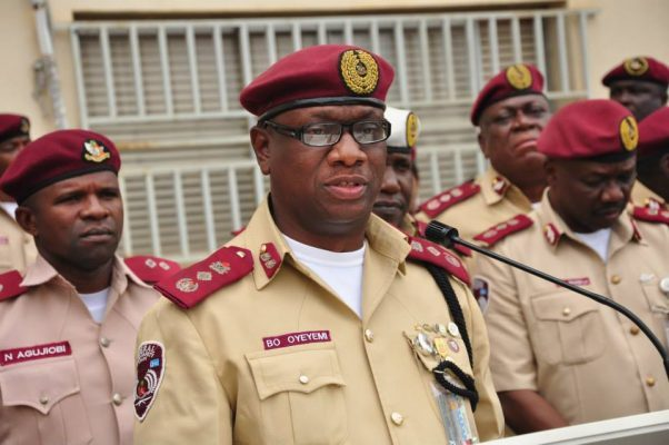 FRSC offices, trucks razed in Abia, Anambra, Lagos, others