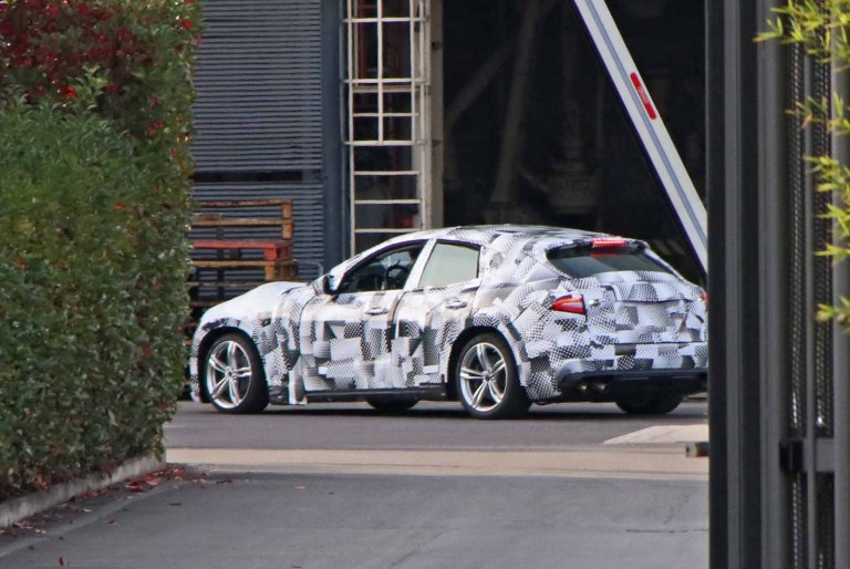 Ferrari's 2022 performance SUV: first prototype caught testing