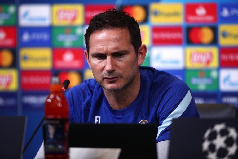 Frank Lampard says he is treated differently to other Premier League managers