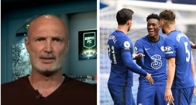 Frank Leboeuf says he is 'not convinced' by Frank Lampard's Chelsea