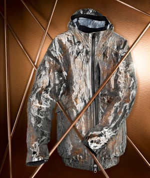 The Vollebak twins' Full Metal Jacket, with more than 11km copper thread woven through each piece.