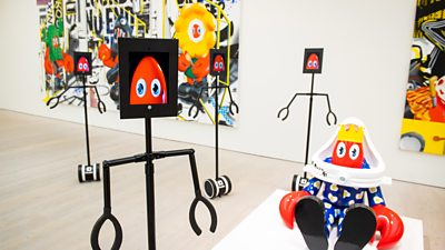 Gallery-goers to use robots to explore new exhibition