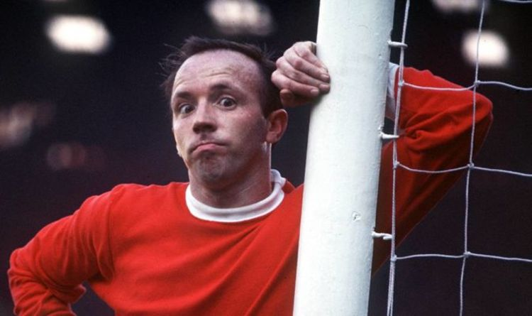 Gary Lineker leads Nobby Stiles tributes as England World Cup winner and Man Utd icon dies