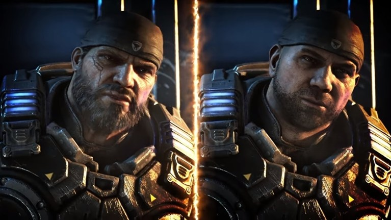 Gears 5 recasts Marcus Fenix as Dave Bautista in campaign