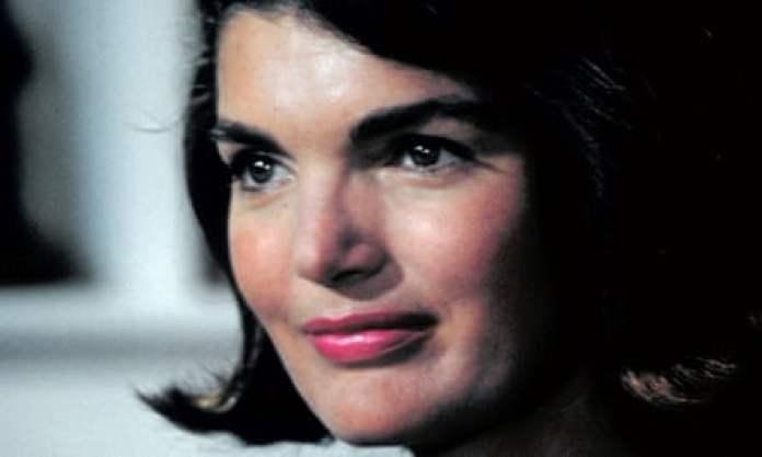 Jacqueline Kennedy in 1964.