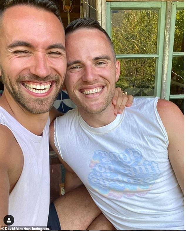 Engaged!Bake Off 2019 champion David Atherton has revealed he is engaged to his boyfriend Nik, after he proposed during a romantic trip to Bulgaria