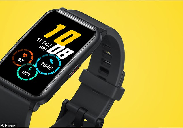 Now marked down to £99.99, the HONOR Watch ES combines fitness and fashion, featuring everything you need in a wearable, all at an affordable price