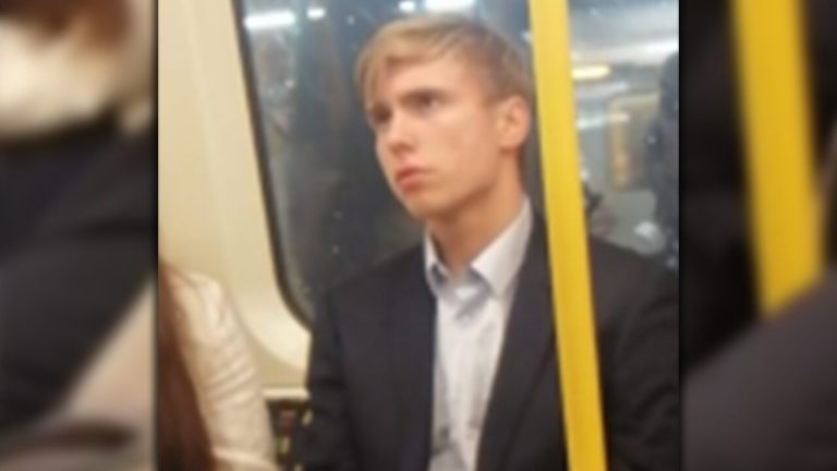 Health worker's eye socket broken after asking rail riders to wear coronavirus masks on London Underground