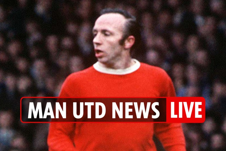 Man Utd news LIVE: Nobby Stiles tributes pour in after 1968 legend dies aged 78, fans and players mourn World Cup winner