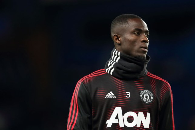 Bailly has been plagued by injuries at Old Trafford