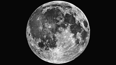 Nasa announcement: What is on the Moon?