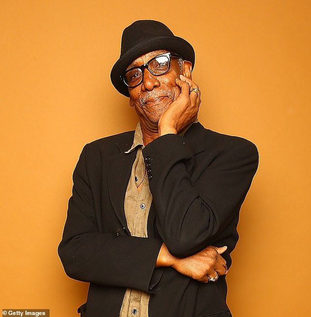Thomas Jefferson Byrd, 70, was shot dead in Atlanta on Saturday. The actor, who starred in several films by director Spike Lee, is pictured in 2014