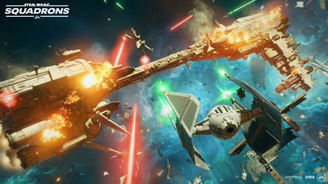 Star Wars: Squadrons screenshot