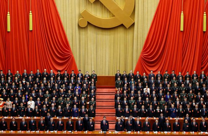 The 5th Plenum of the Chinese Communist Party gets underway
